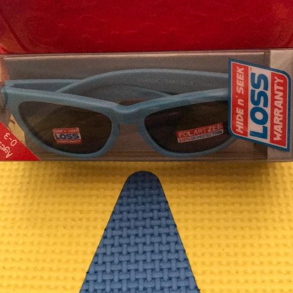 48e621b6fd NWT Polarized Mini Shades Sunglasses 🕶